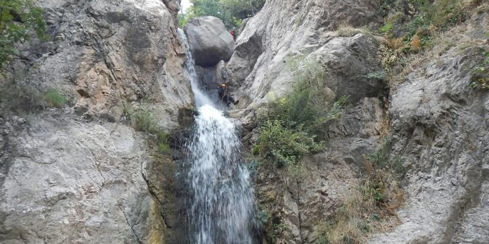 Risalita del torrente Colagnati