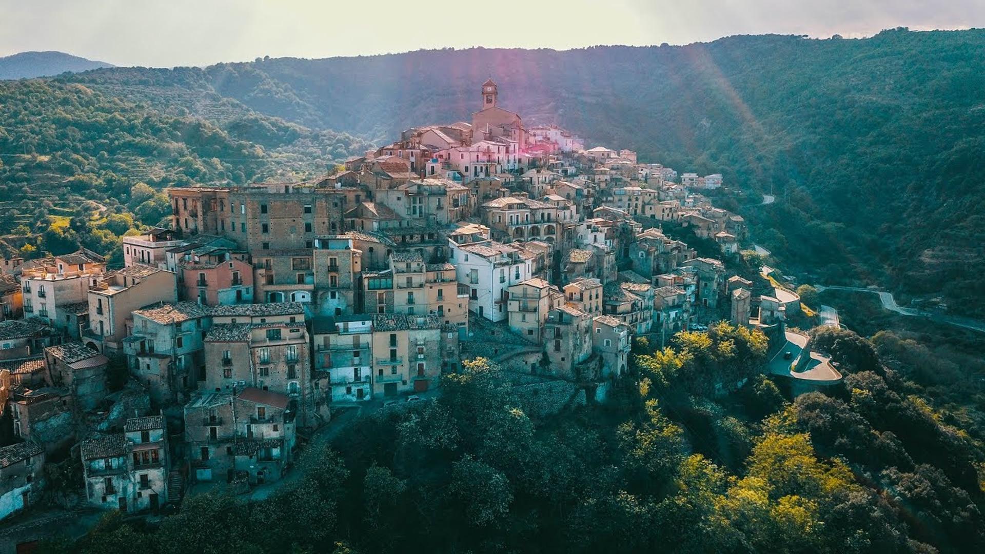 borgo di Badolato