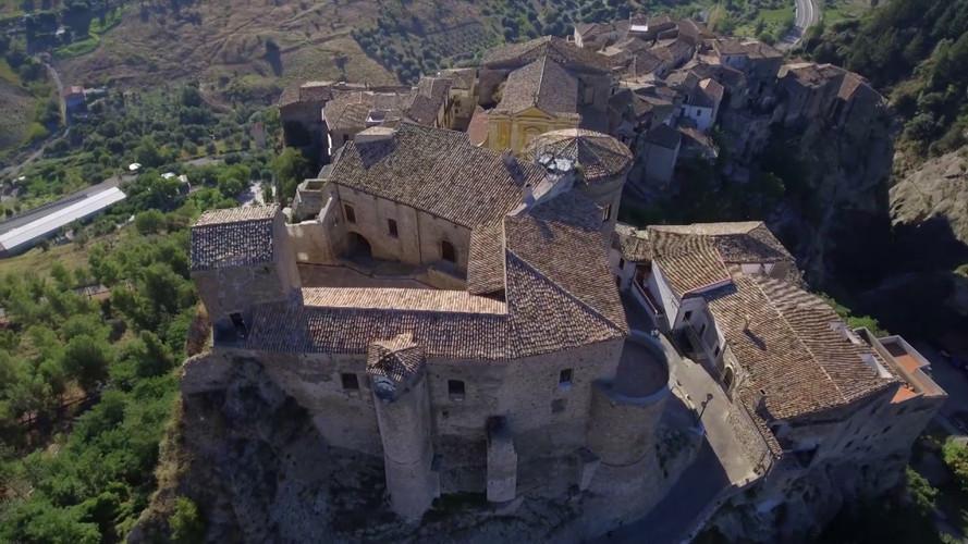 Alto Ionio e Castello di Oriolo