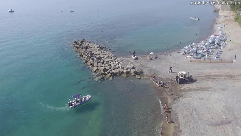 spiaggia di Amendolara | welovejonio