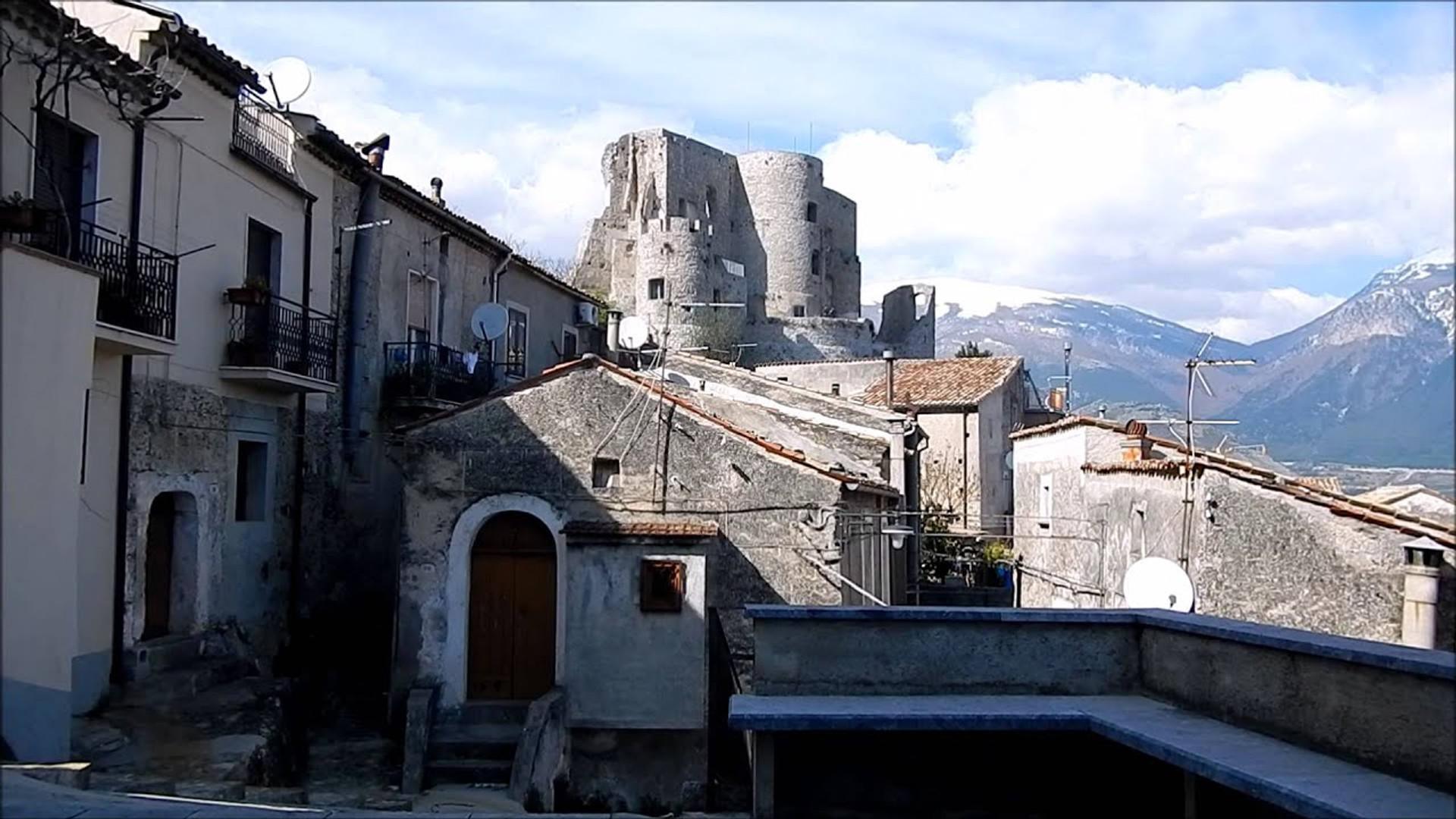 Morano calabro uno dei borghi più belli d'Italia