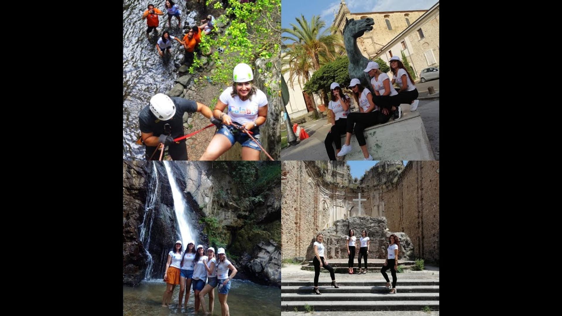 Calabria avventura - Cascate del Cannavina