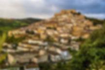 centro storico di Rocca Imperiale | welo