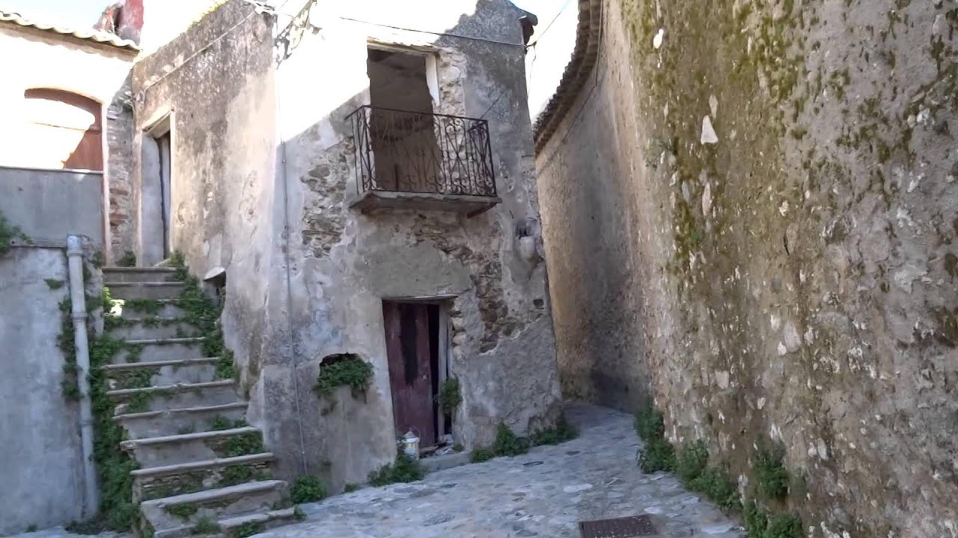 Visita al paese di Cropani - Crotone 21-2-2016
