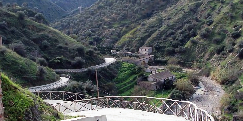 Risalita del torrente Coriglianeto