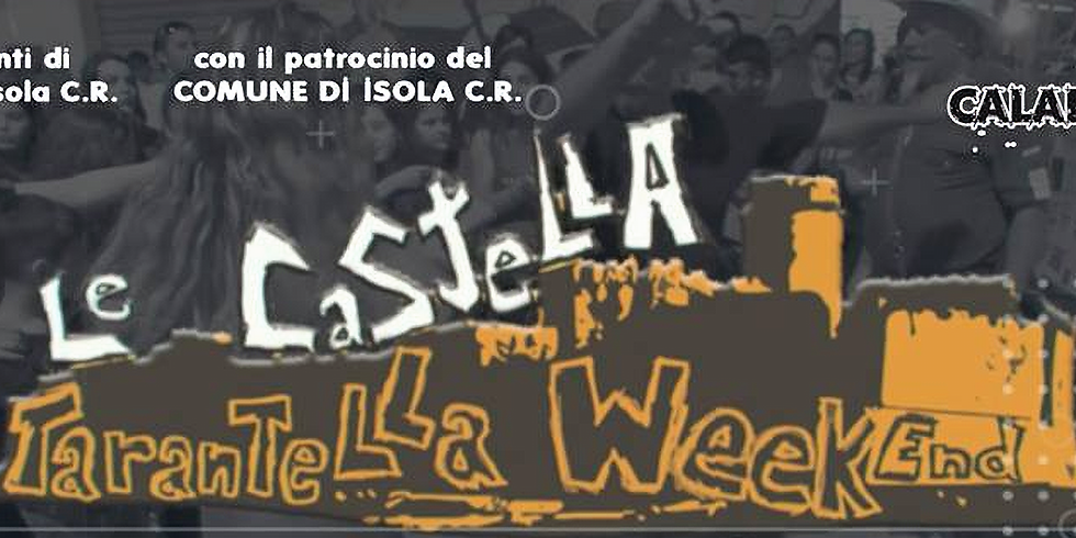 Le Castella Tarantella Weekend