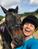 Birthdays, audiobooks and generally horsing around