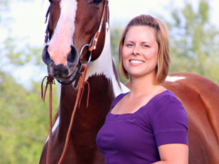 Brittney Joy on writing, horses, and why she loves being a pony book author