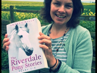 WIN a paperback box set of The Riverdale Pony Stories!