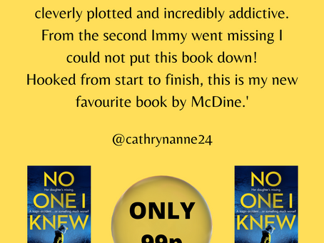 The dreaded Writers' Block and a 99p deal