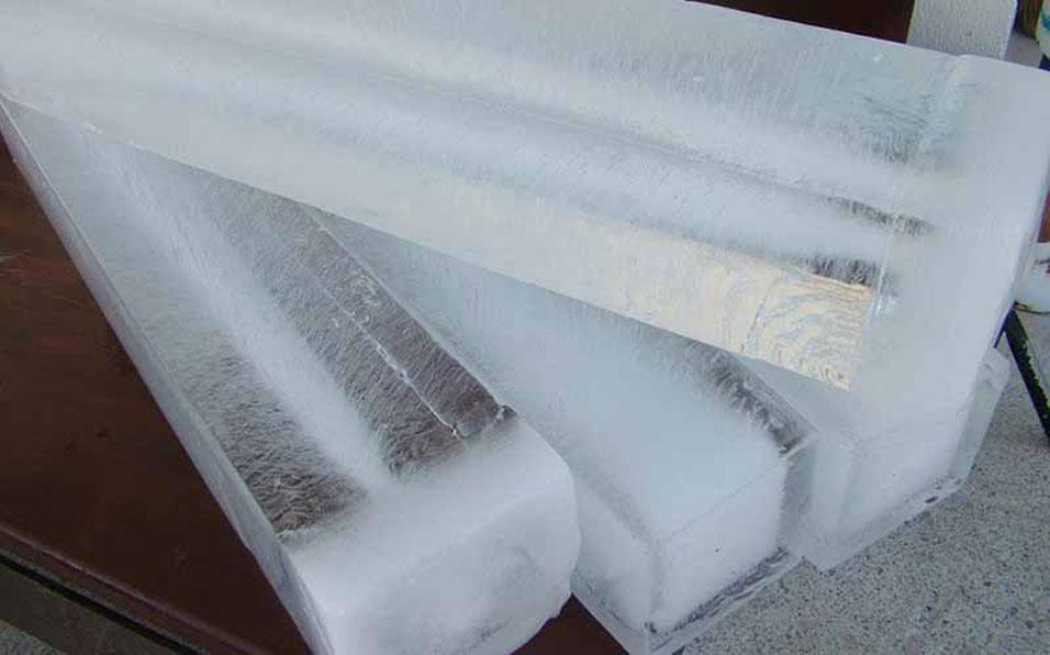 Barras de Gelo a pronta entrega