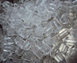 Gelo duplamente filtrado