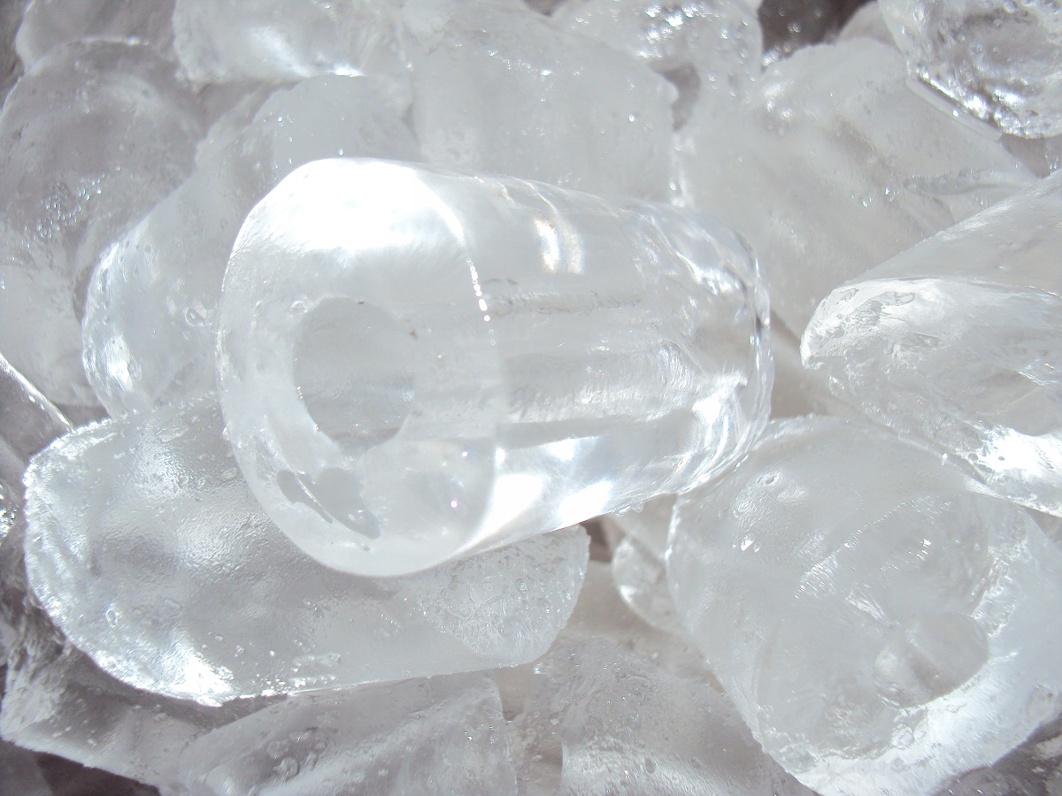Gelo Em Cubos