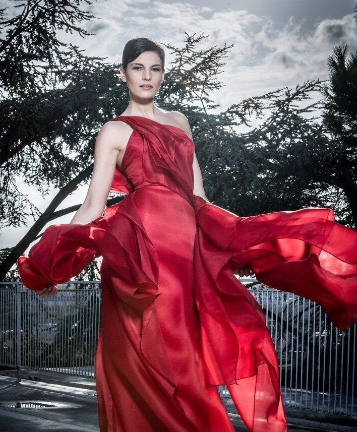 Vestidos de fiesta de Lisbeth Camargo - Barranquilla