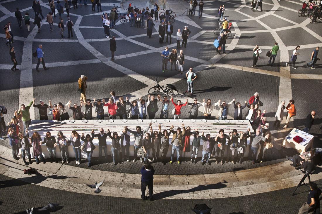 Campidoglio-square