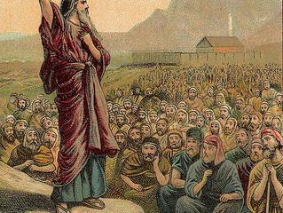 Devarim (Deuteronomy) - Weekly Torah Portion