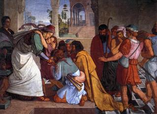 Vayechi - Weekly Torah Portion