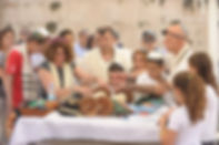 Celebrate Bar Mitzvah at the Western Wall for Children with Disabilities