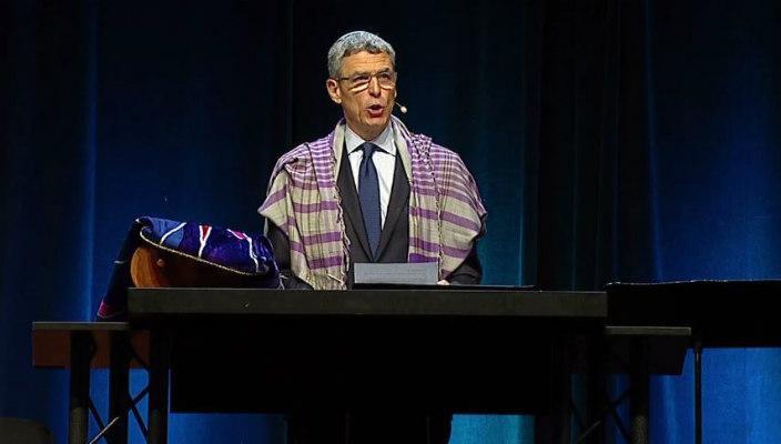 Rabbi Rick Jacobs' at the URJ Biennial 2017
