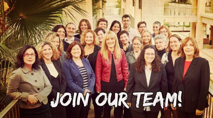 The Israel Religious Action Center (IRAC) team