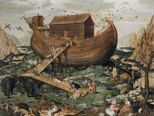 Noah - Weekly Torah Portion