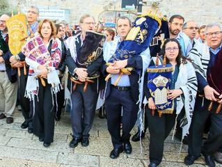 Vayak'heil-P'kudei - weekly Torah portion