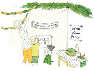 Succoth 5781 - Weekly Torah Portion