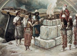 Tetzaveh - Weekly Torah Portion