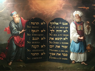 Yitro- weekly Torah portion