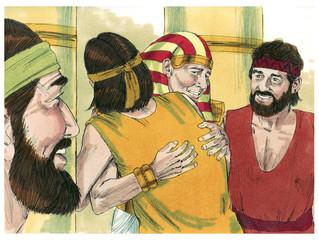 Vayigash - Weekly Torah Portion