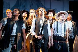 Men on Boats - Clubbed Thumb/Playwrights Horizons