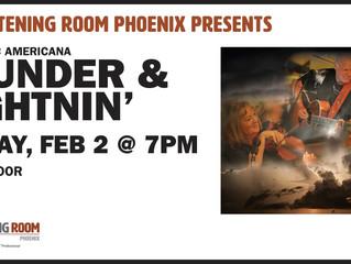 Phoenix Concert February 2nd!