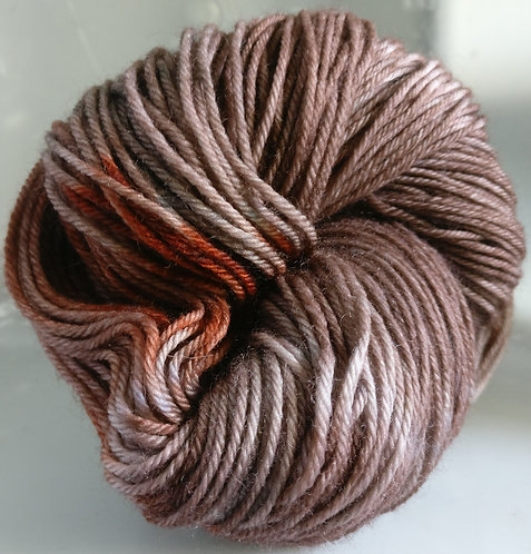 Gorgeous Knits Hand-dyed Double Knit Wool - Hannah