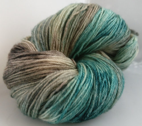 Gorgeous Knits 4-ply 100% Polwarth Wool - Alta