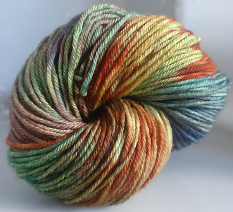 Gorgeous Knits Double-Knit 100% Superwash Bluefaced Leicester - Lena