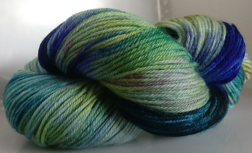 Gorgeous Knits DK 100% Pure British Wool - Ola