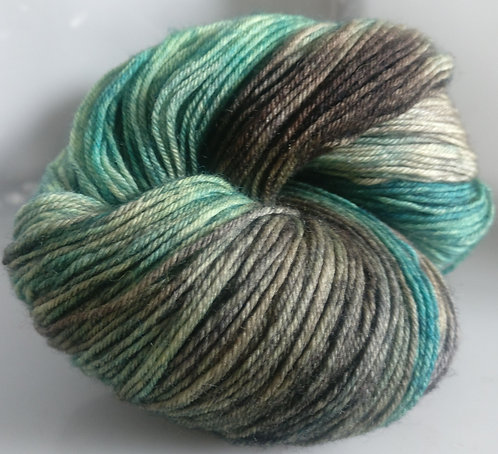 Gorgeous Knits 4-ply 100% Polwarth Wool - Alisa