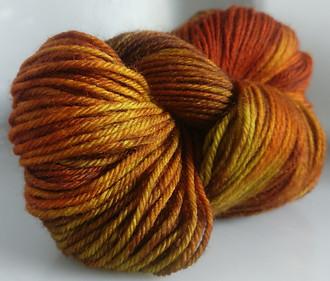 Gorgeous Knits DK 100% Pure British Wool - Auburn