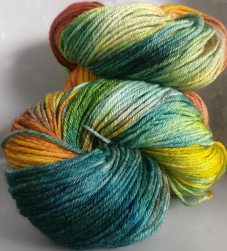 Gorgeous Knits DK 100% Polwarth Wool - Eden