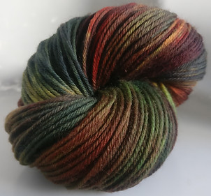 Gorgeous Knits DK 100% Pure British - Rae
