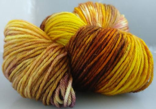 Gorgeous Knits 4-PLY 75% Superwash Merino Wool, 25% Nylon Wool - Ofelia