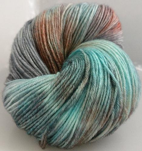 Gorgeous Knits 4-ply 100% Polwarth Wool - Joanna
