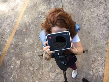ELAS EM AÇÃO PROMOVE OFICINAS GRATUITAS DE AUDIOVISUAL PELA INTERNET
