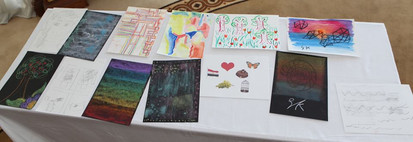 AMI 1st Primary Assistants Course in Egypt - Artworks