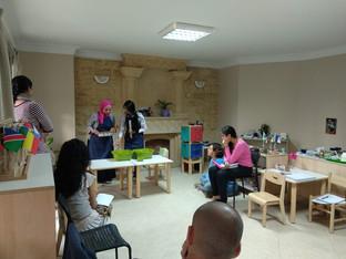 AMI Primary Diploma Course - Practical Life Presentation
