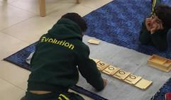 Authentic Montessori Environment - Evolution International School