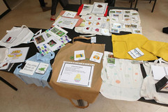 1st AMI Primary Assistants Course - Material Making Exhibition
