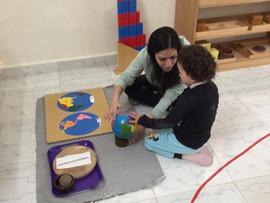 Montessori Casa (3-6 program) - Nile River Montessori School and Nursery - Egypt