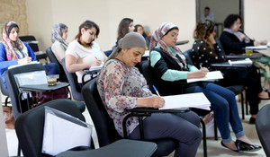 2nd AMI Primary Assistants Course in Egypt - During Lecture
