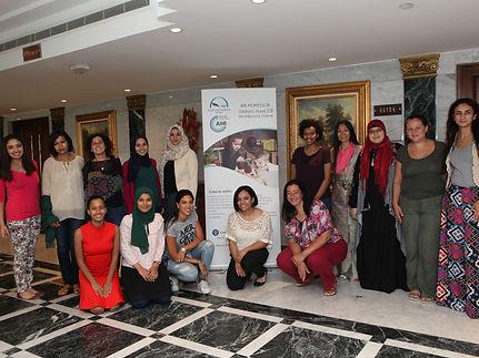 AMI Montessori Training in Cairo